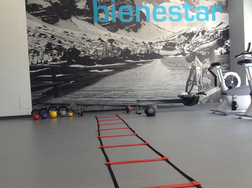 Infinit Fitness Valdebebas Sala entrenamiento funcional