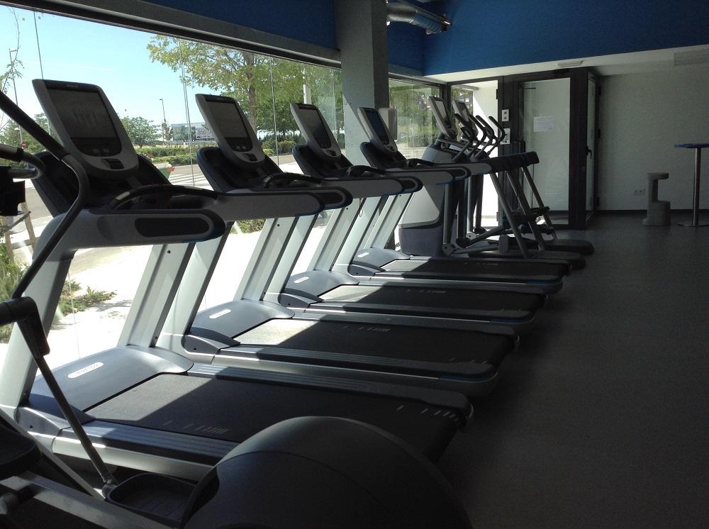 Infinit Fitness Valdebebas Sala Cardio